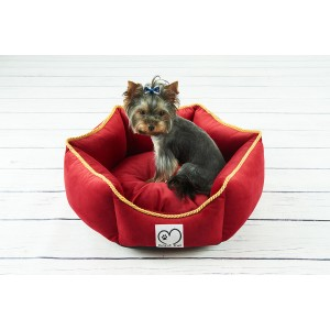 Pet bed Luxury Show Line -...