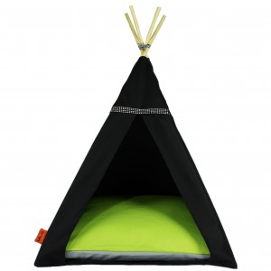 TIPI bed Glamour – Lime