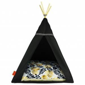 TIPI bed Glamour – Leaves