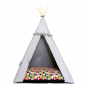 Pet bed TIPI bed – Piksel