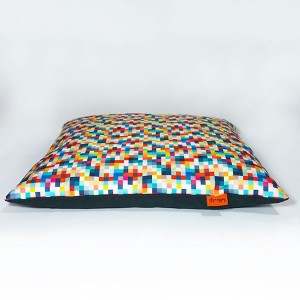 Pet bed - cushion EBI pixel