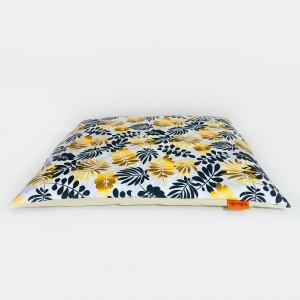 Pet bed - cushion EBI leaves