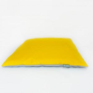 Pet bed - cushion EBI yellow