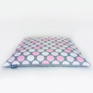 Pet bed - cushion EBI pink...