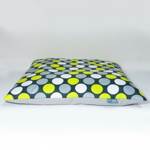 Pet bed - cushion EBI green...