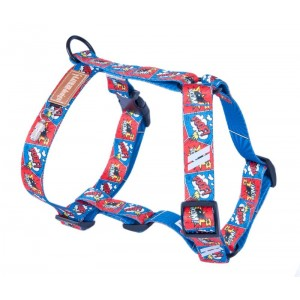 Guard dog harness Comic book