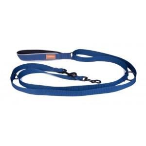 Adjustable leash - blue