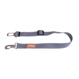 Dog safety belt - gray