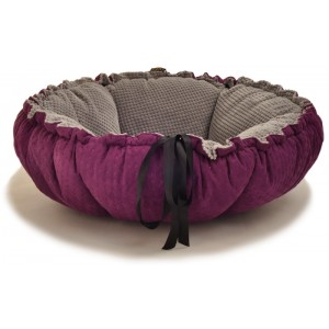 Pet bed  DAISY - violet
