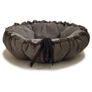 Pet bed  DAISY - gray