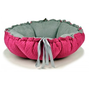 Pet bed  DAISY - pink