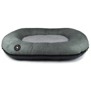 Dog bed PONTON RICO - gray