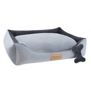 Dog bed  CLASSIC gray