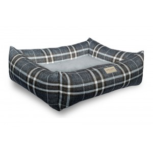 Dog bed SCOTT blue