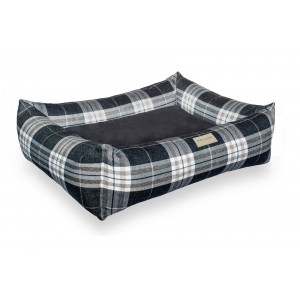 Dog bed SCOTT gray