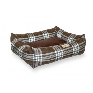 Dog bed SCOTT brown