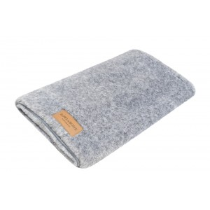 Blanket for dog NAP gray