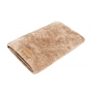 Blanket for dog NAP brown