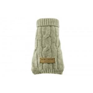 Sweterek dla psa ASPEN ecru