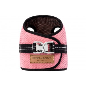 Dog harness SOHO rose