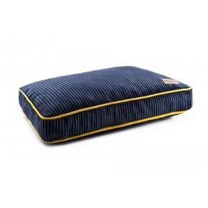 DECO dog cushion sapphire
