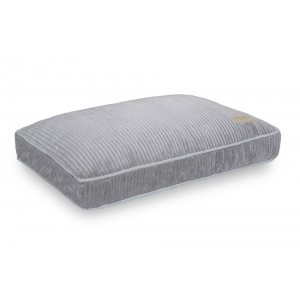 DECO dog cushion silver