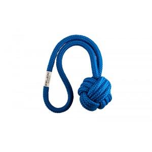 BULLET blue dog toy