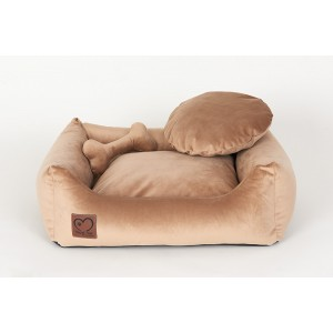 Pet bed Luxury Golden Dust