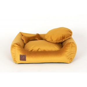 Pet bed Luxury Amber