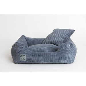 Pet bed Premium graphite