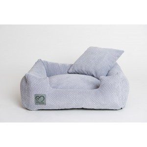 Pet bed Premium grey
