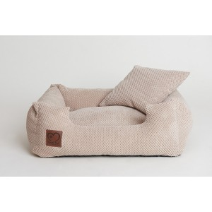 Pet bed Premium ecru