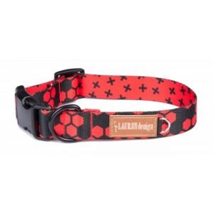 Collar for dog - Hexagon