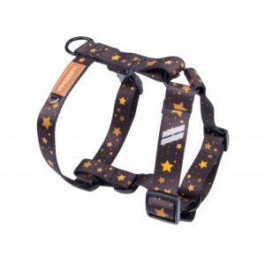Guard dog harness Stars