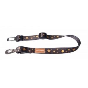 Dog safety belt - Stars