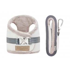 Dog harness YETI Cream