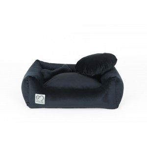 Pet bed Luxury Black Pearl