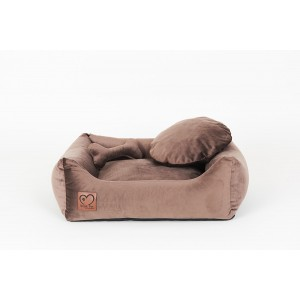 Pet bed Luxury Brownie