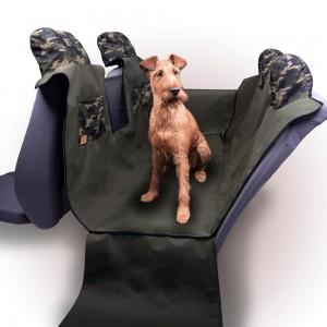"""Car mat for a dog """"KUKO+"""" MORO"""