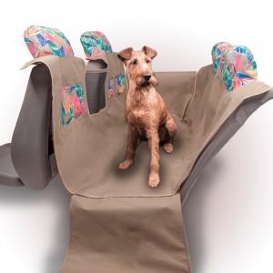 """Car mat for a dog """"KUKO+""""JOY"""