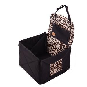 ERO front seat cover Leopard