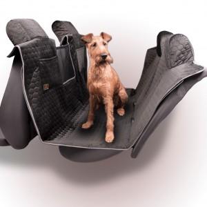 Mata samochodowa dla psa...