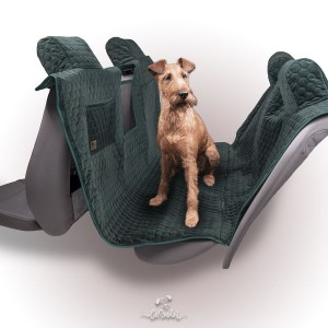 Car seat cover for a dog...