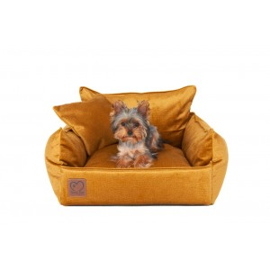 Pet bed Throne Imperial Amber