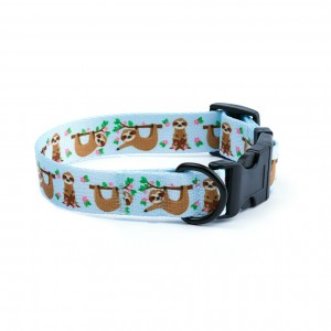 Dog collar Leniwce