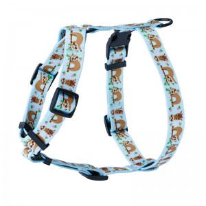 Harness for dog Leniwce