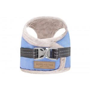 Dog harness YETI blue