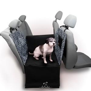 "Car seat cover ""DENGU"" Zebra"