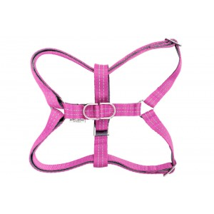 Dog harness ACTIVE pink