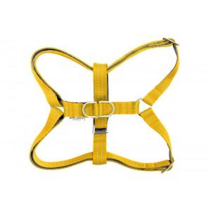Dog harness ACTIVE yellow